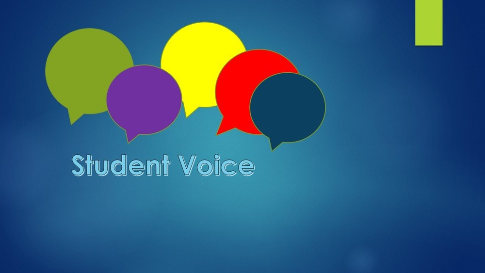 Student Voice is Back
