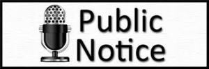 Public Notice of Sale